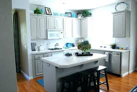 grey cabinets kitchen with black granite white birch large size of dark gray countertops