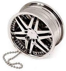Yashnika Wheel Shape <b>Freshener Auto</b> Air Fresh <b>Alloy</b> Wheel, <b>Car</b> ...