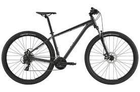 Cannondale Bike Fit Chart Cannondale Trail 8 2020 Mountain Bike