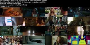 Image result for Happy Deathday (2017) screenshot