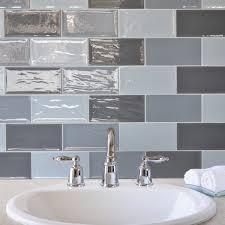 brick wall tiles retro tiles grey