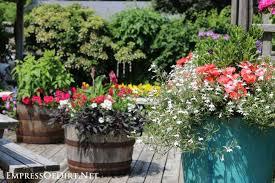 Wonderful Whiskey Barrel Planters | 21 Gorgeous Flower Planter Ideas