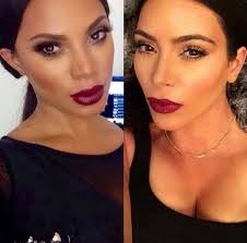 kim kardashian makeup tutorial bellanaija july2016