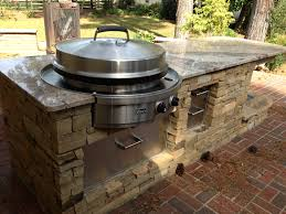 Small Outdoor Kitchen Unique Outdoor Kitchen Grills Small Kitchens Bbq Islands Fireside
