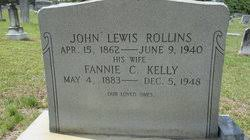 Fannie Kelly Rollins (1883-1948) - Find A Grave Memorial