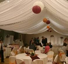 expert tips ceiling decor for weddings photo design diy wedding receptions in with fabric for wedding decor