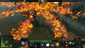 dota 2 reborn imba jakiro unlimited fire youtube