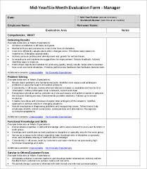 sample employee evaluations 29 sample employee evaluation forms employee evaluation forms