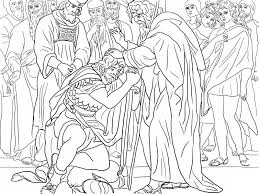 Baby Moses Coloring Page Cosmo Scopecom