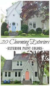 Best Images About Paint On Pinterest - Farmhouse exterior paint colors