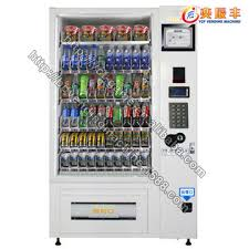 Vending Machine Manufacturers Extraordinary YCFVM48 Vending Machine Supplier Oil Vending Machine Cheap