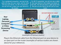 troubleshooting your internet and wireless click here to view router diagrams