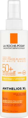 La Roche Posay Anthelios Xl Spf 50 Ultra Light Fluid La Roche Posay Anthelios Xl Ultra Light Spray Spf50 200ml