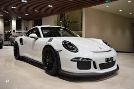 Used 2016 porsche 911 gt3 with rwd, sport chrono package, sound package plus, navigation system, keyless entry, fog lights, spoiler, leather seats, heated seats. Saudi Dealer Lists Second 2016 Porsche 911 Gt3 Rs For Sale Gtspirit