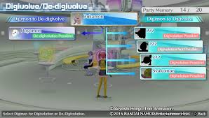Digimon Cyber Sleuth Digivolution Chart Getting Started With A Solid Stable Of Digimon In Digimon