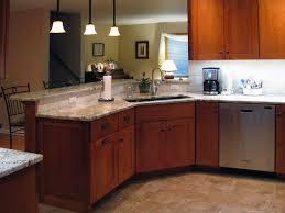 Corner Kitchen Designs Kitchen Design With Corner Sink Cliff Kitchen