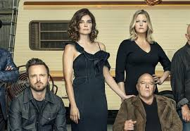 """Breaking Bad"""" Reunion: Betsy Brandt Refused to Watch This One Scene 