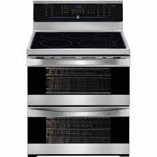 kenmore elite oven. kenmore elite 97723 7.2 cu. ft. double-oven electric range - stainless steel oven