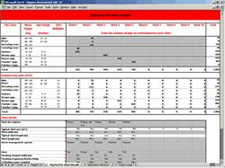 Ordering Spreadsheet Piggery Assessment Spreadsheet Department Of Agriculture