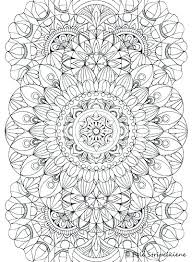 Coloring Pages Adults Free Adult Coloring Pages Flowers 2 2 Adult