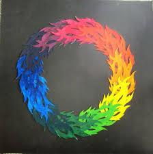 color wheel variation
