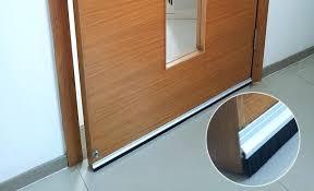 garage door brush seal garage door bottom seal brush home biz within garage door bottom seal