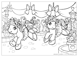 My Little Pony Coloring Pages To Print For Free Jokingartcom My