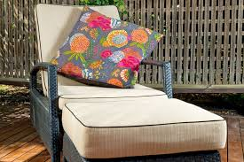 how to waterproof outdoor cushions cover cushion inserts with plastic