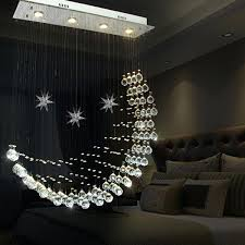 moon ceiling light crystal lamp light moon ceiling light living room moon and star ceiling light moon ceiling light