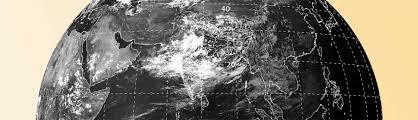 Satellite Weather Chart Weather Forecasting Isro