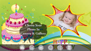 Birthday Cake Photo Frame Birthday Photo Editor 11 Unduh Apk