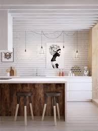 mid century modern kitchen white. Mid Century Modern Kitchen Designs Adventurous White Wall With Photo Frame And Lamp High Resolution Wallpaper K