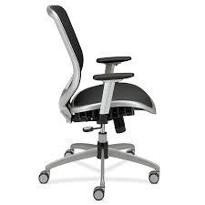 office chair controls. Becker Modern Office Chair - Side View Controls