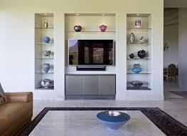 gorgeous floating glass shelves mode phoenix modern living
