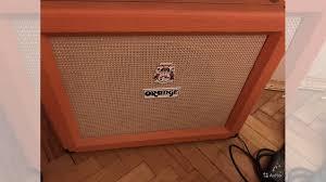 <b>Гитарный кабинет Orange PPC112</b> купить в Санкт-Петербурге ...