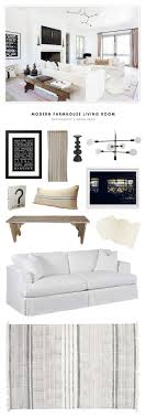 Modern Decor Living Room 25 Best Ideas About Farmhouse Living Rooms On Pinterest Modern