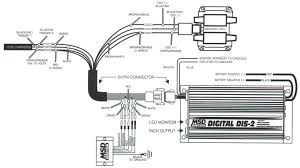 msd ignition wiring diagram ford solidfonts msd 6al wiring diagram chevy hei wire