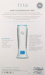 Tria Blue Light Reviews Tria Beauty Acne Clearing Blue Light White Amazon Ca