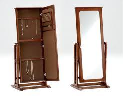 cheval mirror jewelry armoire cherry mirror jewelry cheval mirror jewelry armoire costco