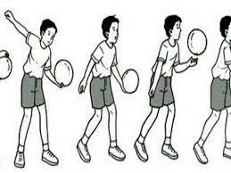 Jangan lupa praktikkan teori servis bawah bola voli dan atas ya! Cara Melakukan Servis Atas Bawah Dalam Bola Voli