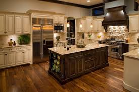 Interior design kitchen traditional Luxury Townhouse Architecture Art Designs 16 Beautiful Traditional Kitchen Design Ideas With Special Charm