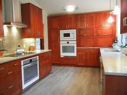 Medium Brown Kitchen Cabinets Ikea Remodeling Portland Oregon General Contractor