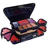 ads color series makeup kit 8 eyeshadow 1 power cake 8 lip color
