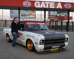 All Chevy c10 72 chevy : 1972 Chevy C10 Piloted By Spectre Performance Driver Brandy ...