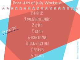 quick fitness routine