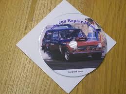 repair manual honda n600 sedan z600 coupe car parts an600 az600 honda n600 sedan z600 coupe repair manual cd