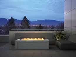 regency plateau 60 outdoor burner fireplace s hearth home