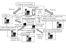 The Development Of Medical Networks Through Ict In Japan