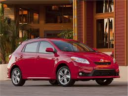 All Toyota Models » 2010 toyota matrix gas mileage 2010 Toyota ...