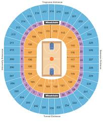 Thomas Mack Arena Seating Chart Nfr Thomas Mack Center Seating Chart Las Vegas